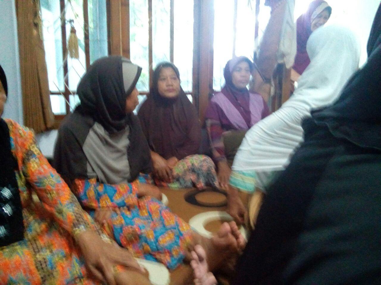 Posyandu Lansia Pimpinan Cabang 'Aisyiyah Kapas